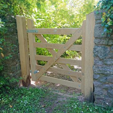 3 foot gate