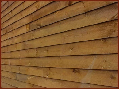 Cladding Pennymoor Timber