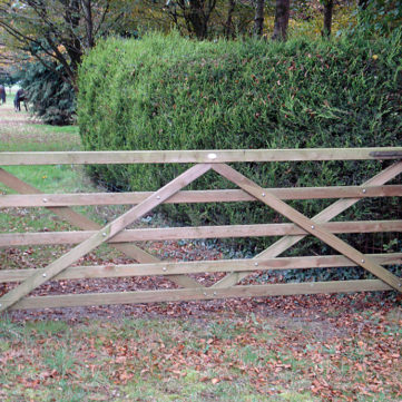 field gate